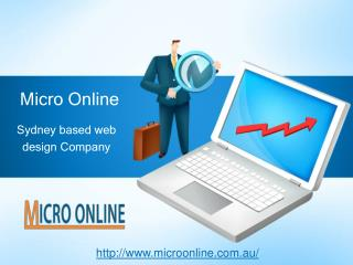 Web design Sydney | Ecommerce website design – Affordable rate