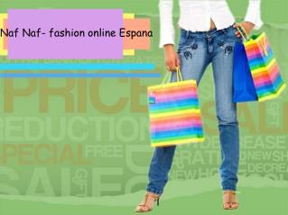 Naf Naf- fashion online Espana