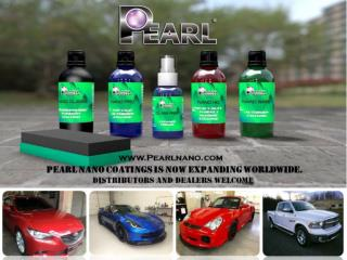Become a Distributors or Dealers of Pearl Nano Coatings
