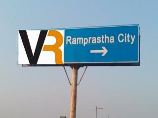Ramprastha City 1st Project Edge Tower Flats For Sale 2,3,4 BHK GGN Haryana Call  91 8826997780