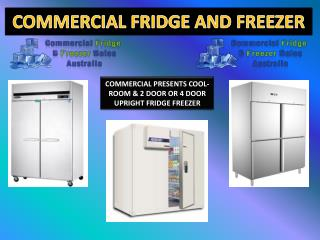 Commercial Fridge & Freezer Offer Fridge and Freezer in NSW