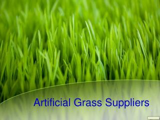 Tips for Finding the Best Artificial Grass Suppliers Online