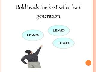 Bold Leads Reviews | BoldLeads the best seller lead generation
