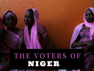 The voters of Niger
