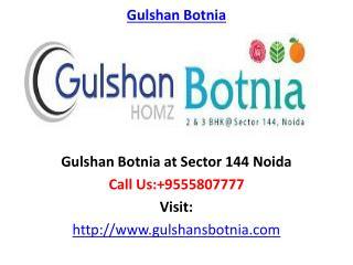 Gulshan Botnia residential Project sector 144 Noida