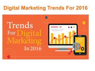 Top Digital Marketing Trends - Samaven
