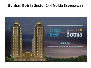 Gulshan Homz Botnia Noida