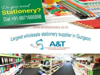 Largest stationery suppliers in gurgaon