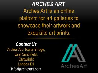 Opportunity for Art Galleries - Sell Limited Edition Fine Art Prints