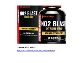 Xtreme NO2 Boost