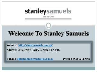 Stanley Samuels
