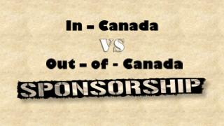 In-Out Canada Sponsorship