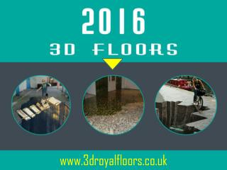 Even 3D Floors have its Types..
