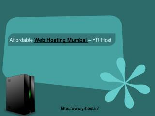 Affordable Cloud Hosting and Dedicated Servers India - YR Host