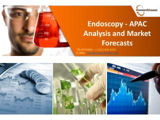 Endoscopy - APAC Analysis and Market Forecasts