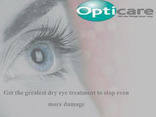 Innovative Dry Eye Treatment Solutions
