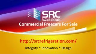 High-tech Commercial Freezers For Sale