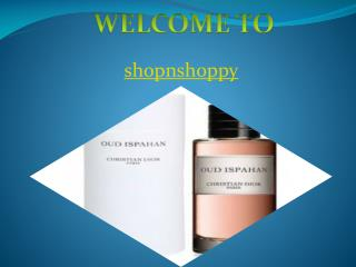 Perfumes online Dubai
