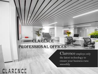 Professional Workplace With Perfect Balance Of Syle