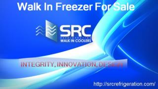 Commercial Walk In Freezer For Sale
