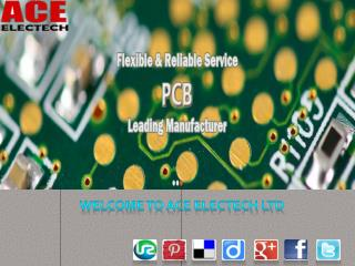 Best flexible PCB Manufacturer & Supplier in China