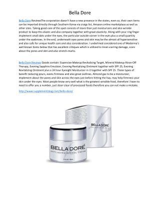 Bella Dore Reviews