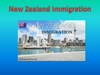 Newzealand PR Visa