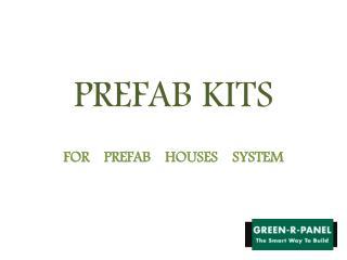 Prefab Homes | Greenrpanel