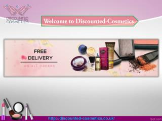 Online Shop Discount Cosmetics Product in UK