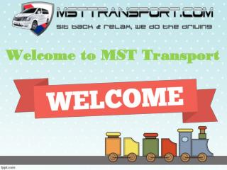 Reliable and safe bus transportation service