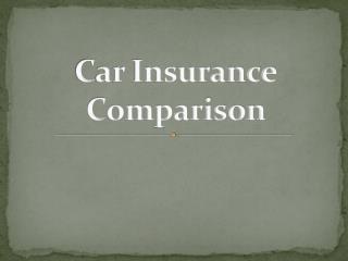 Compare Auto Insurance Quotes!!