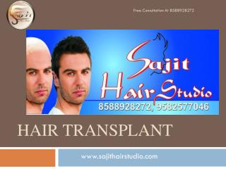 Non Surgical Hair Replacement Clinic in Noida