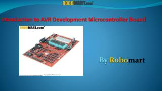 AVR Development Board - Robomart