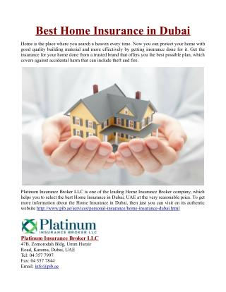 Ppt Is Your Current Home Insurance Plan Right For You