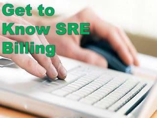 Get to Know SRE Billing