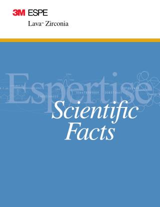Lava-Elite Dental Scientific Facts