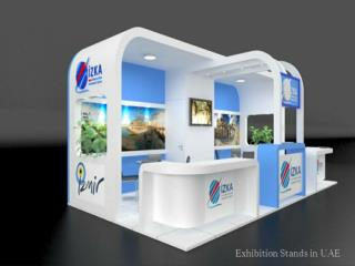 Exhibition stand suppliers in UAE