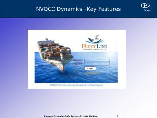 Paragon Dynamics Info Systems Private Limited                              0