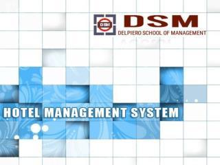 DSM Hotel Management