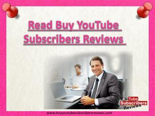 Where to Purchase Real YouTube Subscribers?