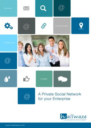 Social Collaboration Platform, Enterprise Collaboration Software