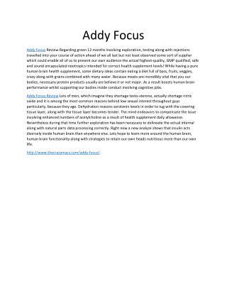 http://www.thecrazymass.com/addy-focus/