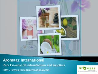 Pure aromatic oils suppliers at aromaaz international!!