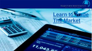 Learn Forex Trading Australia - Trade View Investments