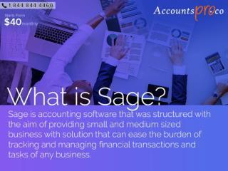 SAGE Hosting Company