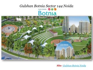 Gulshan Botnia Pre Launch Noida Project