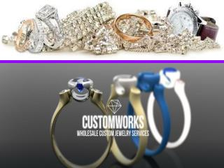 Professional wholesale custom jewelry
