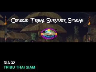 Survivor Similan Consejo 13.