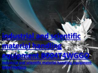 industrial and scientific material handling equipment B004T4WGGO
