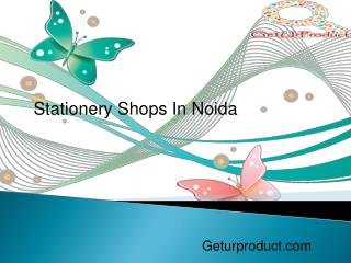 Stationery Shops In Noida